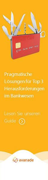 Avanade - Pragmatische Lösungen für Top 3 Herausforderungen im Bankwesen - der Guide >>