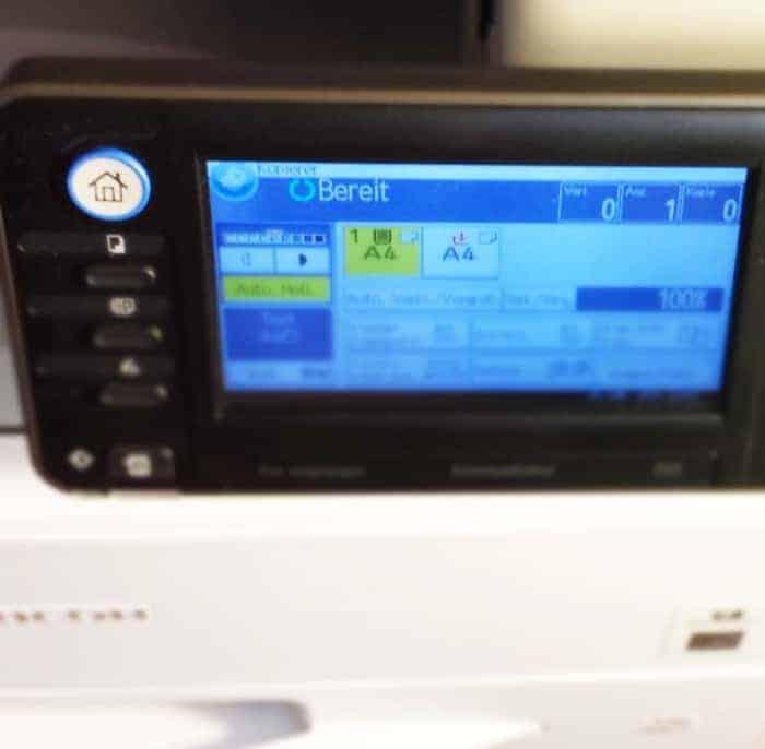 Aktuelle Drucker integrieren häufig kleine Webserver und sind gut angreifbar.
