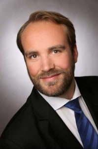 Alexander Tigges (34) neuer Senior Sales Manager bei der KAS BANK. Quelle: KAS Bank