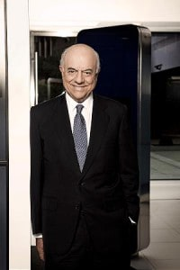 Francisco González, Chairman and CEO of BBVA. Bild: BBVA S.A. 2014