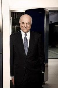 Francisco González, Chairman and CEO of BBVA. Bild: BBVA S.A. 2014