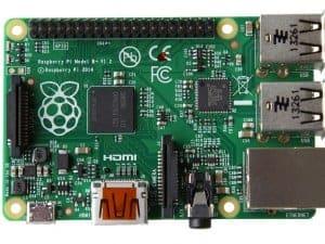 Per Minicomputer raspberry pi kann ein Tracking-Beacon mit gefälschten Daten überflutet werden. Bild: raspberrypi.org