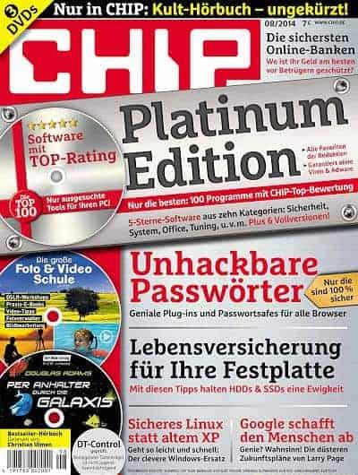 Chip testet in der aktuellen Ausgabe das Online-Banking von 15 Banken. Bild: Chip