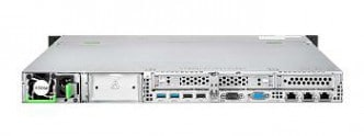 Der Fujitsu PRIMERGY RX1330 M1 (1 HE) soll besonders geräuscharm sein. Quelle: Fujitsu