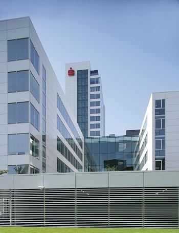 Finanz Informatik in Frankfurt Quelle: Finanz Informatik