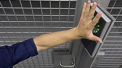 INTUS Handvenenscanner Quelle: PCS Systemtechnik