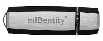 Den mIDentity-Schutz gibt es auch als Lösung für herkömmliche PCs. Quelle: Kobil