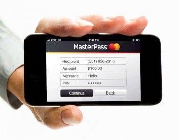 Auch das werden Banken können: Überweisung per Telefonnummer. Quelle: Mastercard