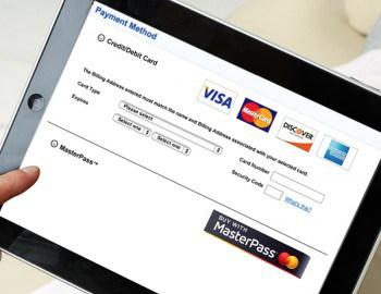CheckOut bei der Online-Zahlung mit MasterPass. Quelle: MasterCard