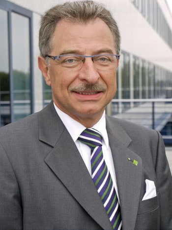 Präsident Bitkom und Vorsitzender des Vorstands DATEV eG Prof. Dieter Kempf. Quelle: Bitkom