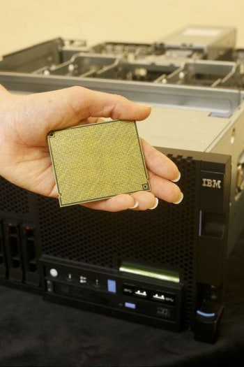 Der IBM POWER8 Processor Quelle: IBM Deutschland