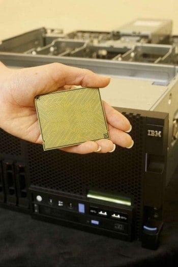 Der IBM POWER8 Processor Quelle: IBM Deutschland