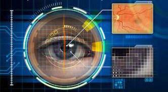 Bitkom-Umfrage zum bargeldlosen Bezahlen: 35 Millionen würden Iris-Scan oder Fingarbadruck nutzen. Bild: Thufir/bigstock.com