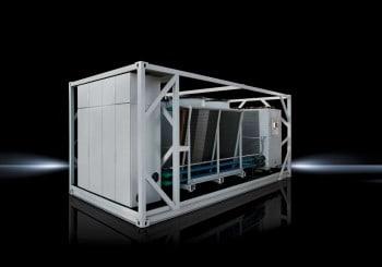 Kältecontainer für RiMatrix S-RZ Quelle: Rittal