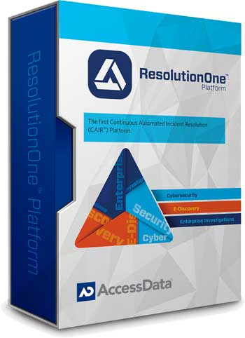 ResolutionOne-Plattform von AccessData