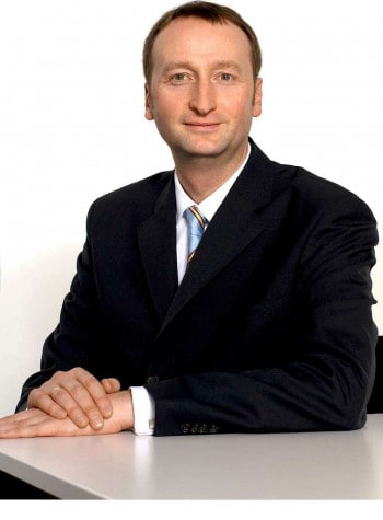 Ottmar Bloching, Managing Director für Zentraleuropa bei Visa Europe Ltd.
