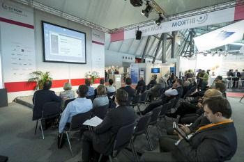 DMS EXPO Leitmesse für Enterprise Content Management Zeitraum 08.10.  -  10.10.2014Messe Stuttgart