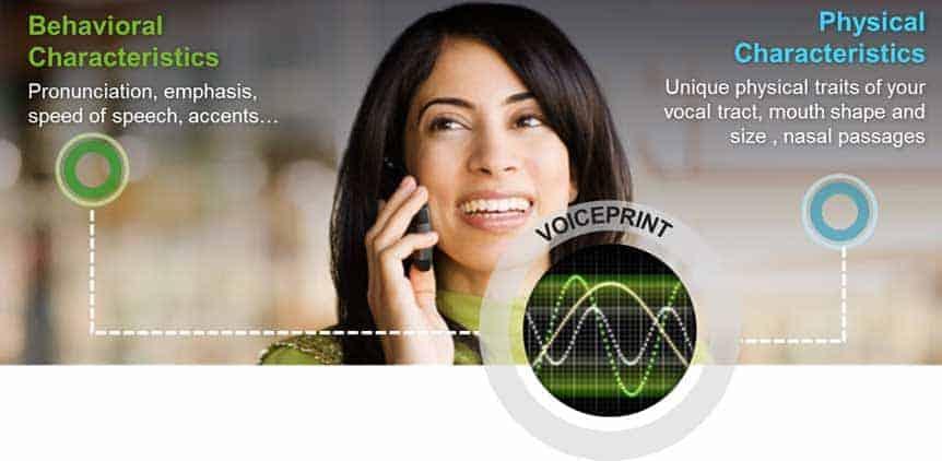 Kommt: Authentifizierung der Transaktion per Stimme.