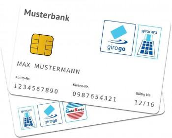 Ist girogo und die GeldKarte ein Auslaufmodell? Wie kann sich die girogo gegen NFC-Lösungen durchsetzen? Quelle: girogo