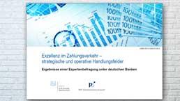 """Studie """"Exzellenz im Zahlungsverkehr"""" von PPI und ibi research"""