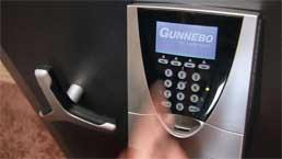 Biometrisches Hochsicherheitsschloss GSL 1. Quelle: Gunnebo