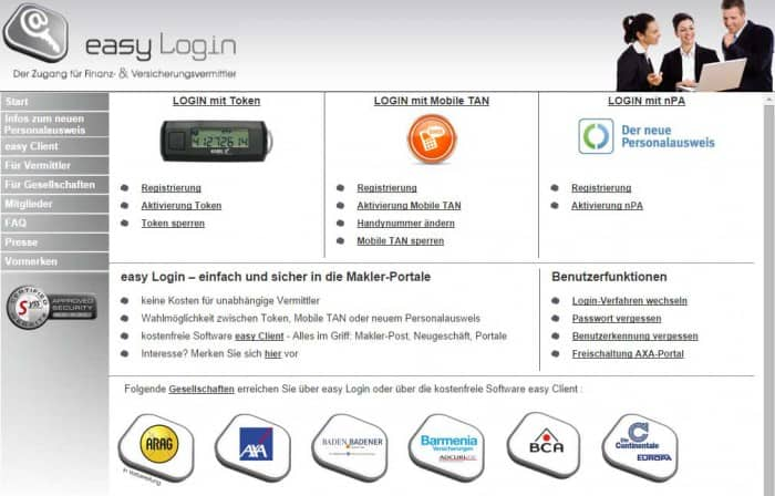 easy-Login