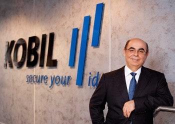 Ismet Koyun, Gründer und CEO von Kobil Systems