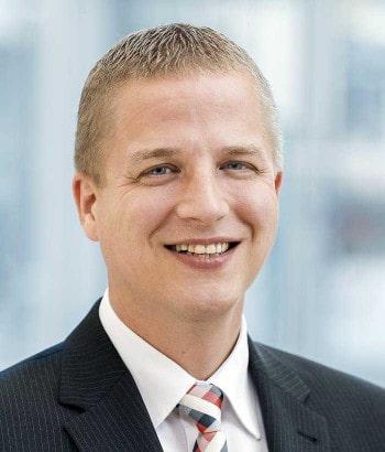 Sven-Oliver Leich, stellvertretender Direktor des Bereichs Organisation in der LzO