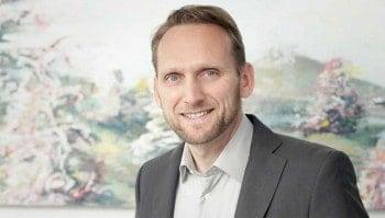 Hartwig Laute, Geschäftsführer der Recommind