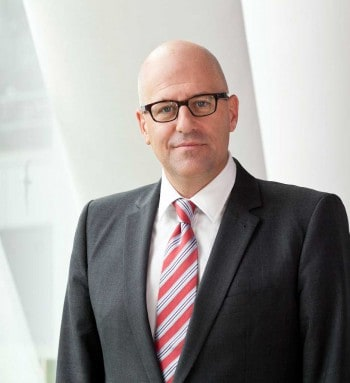Olaf Heyden, im Vorstand der Wincor Nixdorf AG Wincor Nixdorf