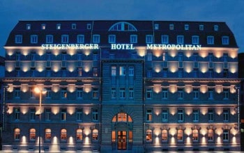 Steigenberger Hotel Metropolitan, Frankfurt