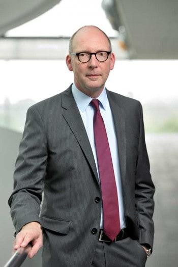 Jörn Stapelfeld, ab 01.01.2015 Vorstandsvorsitzender der Talanx Systeme AGTalanx Systeme