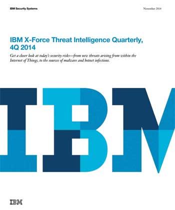 X-Force Report IBM