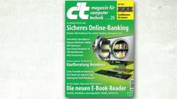 ct Online Banking Titelthema