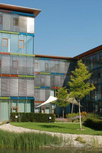 Der Planfocus-Firmensitz in Münchenplanfocus software