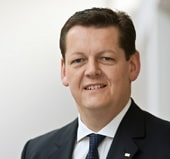 Stefan Wahle,  Head of Product Line Banking Software bei Wincor NixdorfWincor Nixdorf