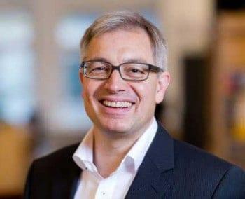 Christof Lützel, Pressesprecher der GLS BankGLS Bank