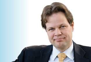 Gottfried Leibbrandt, Vorstandsvorsitzender SWIFT