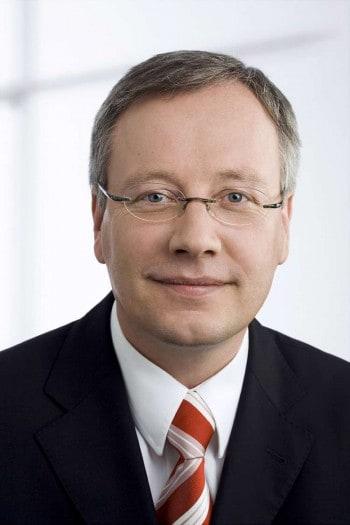 Michael Mandel, Bereichsvorstand Private KundenCommerzbank