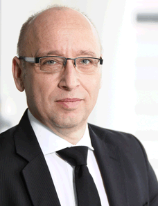 Dipl. Kaufmann Thomas Brandt, Vorstandsmitglied CrealogixCrealogix