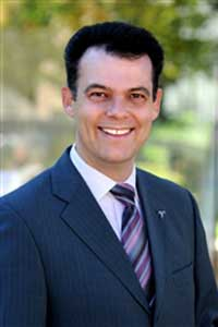 Dr. Thomas Stöhr, Bürgermeister der Stadt Bad VilbelBad Vilbel