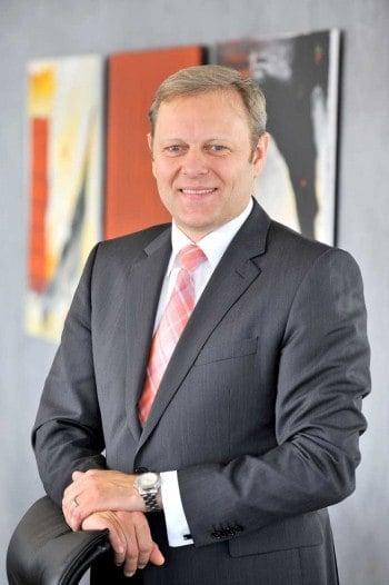 Jürgen Brinkmann, Vorsitzender des Aufsichtsrats Fiducia & GAD IT