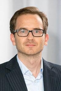 Philip Kamp, CMO und einer der Mitgründer von auxmoney auxmoney
