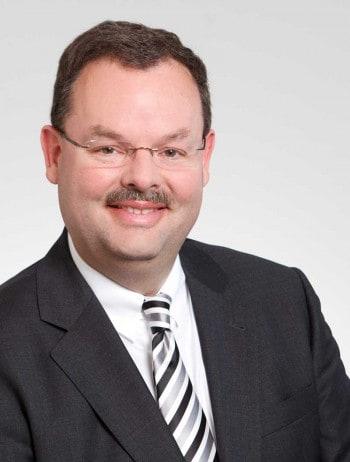 Rüdiger Maroldt Mitglied des Vorstands Wüstenrot Bank AG Pfandbriefbank Wüstenrot