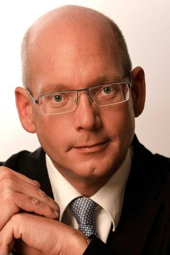 Stefan Riedel, Geschäftsbereichsleiter Versicherungen, IBM Deutschland IBM