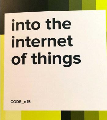 Lichtblick auf der CeBIT 2015: Die Code_n-Halle. Viel Smart-Home, leider zu wenig FinTech.