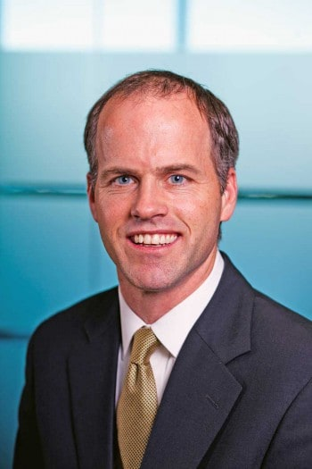 Greg King, Senior Vice President of International Workstation Solutions bei FactSetFactSet