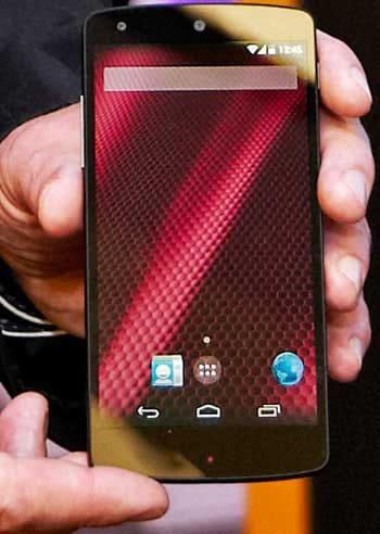 So sieht ein frisch installiertes virtualisiertes Android-System unter trust-me ausBundesdruckerei