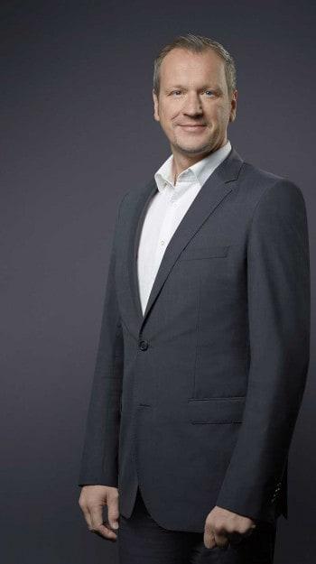 Dr. Gerrit Seidel, der Vorstandsvorsitzende und Geschäftsführer der Sofort AGSofort AG