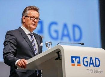 Anno Lederer auf der GAD -Generalversammlung 2014GAD